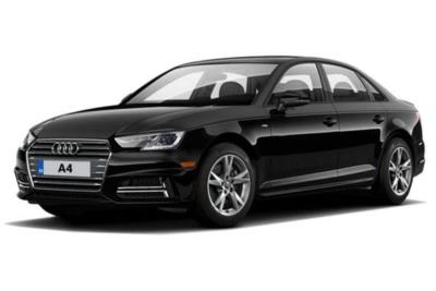 Audi A4 Saloon Special Editions 1.4t FSI Black Edition 4dr 6Mt Business Contract Hire 6x35 10000