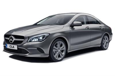 Mercedes Benz CLA Class Coupe 180 122ps Sport 4dr 6Mt Business Contract Hire 6x35 10000