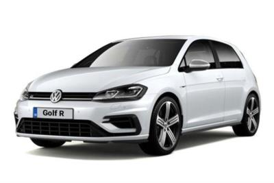 Volkswagen Golf Hatchback 2.0 Tsi 310ps 4Motion R 3dr Personal Contract Hire 6x35 10000