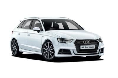 Audi A3 Sportback Special Editions 1.5 Tfsi 150ps CoD Black Edition 5dr S-Tronic 7At Pcp 6x35 10000