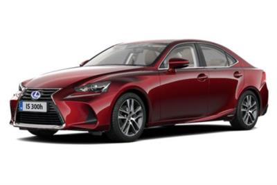 Lexus Is Saloon 300h Executive Edition 4dr CVT Auto Pcp 6x35 10000