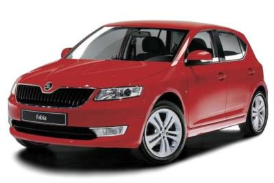 Skoda Fabia Estate 1.0 MPI 75ps S 5dr 5Mt Business Contract Hire 6x35 10000