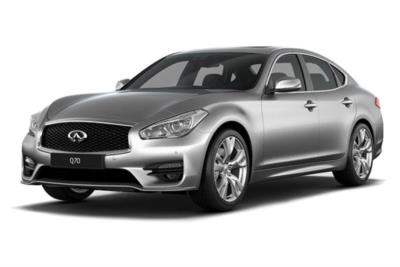 Infiniti Q70 Saloon Hybrid 3.5h 306ps Premium Tech 4dr 7At Business Contract Hire 6x35 10000