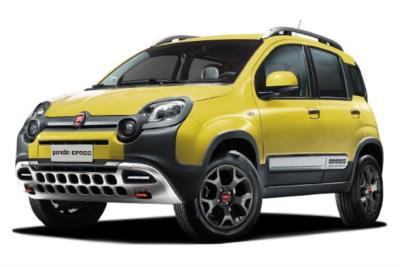Fiat Panda Hatchback Diesel 1.3 Multijet 90ps Cross 4x4 5dr 5Mt Business Contract Hire 6x35 10000