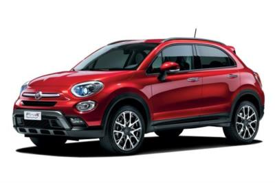 Fiat 500X Diesel Hatchback 2.0 Multijet Cross (Nav) 5dr 4x4 Auto Business Contract Hire 6x35 10000