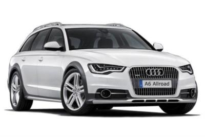 Audi A6 Diesel Allroad 3.0 BiTdi Quattro 320ps 5dr Tiptronic 8At Business Contract Hire 6x35 10000