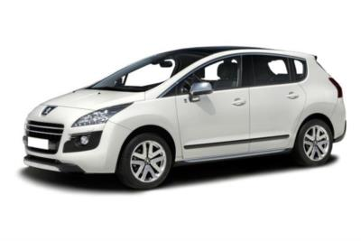 Peugeot 3008 Crossover Diesel 1.6 BlueHdi 120ps Allure Auto Business Contract Hire 6x35 10000
