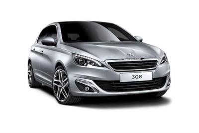 Peugeot 308 Diesel Hatchback 1.6 BlueHDi Access 5dr Manual Business Contract Hire 6x35 10000