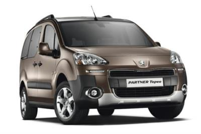 Peugeot Partner Tepee Estate 1.6 VTi 98 Active 5dr Manual Business Contract Hire 6x35 10000