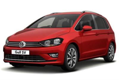 Volkswagen Golf SV Hatchback 1.2 Tsi BMT 85ps S 5dr 6Mt Business Contract Hire 6x35 10000