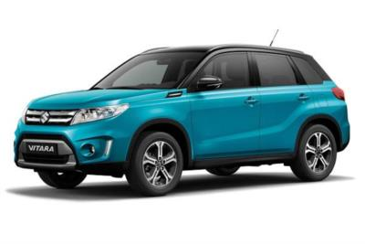 Suzuki Vitara Estate 1.6 SZ-T 5dr 5Mt Business Contract Hire 6x35 10000