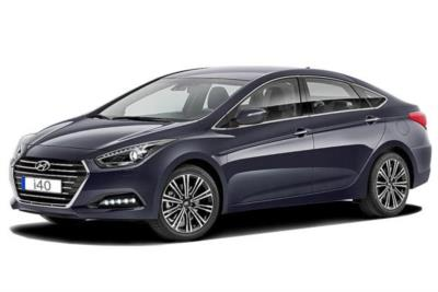 Hyundai I40 Diesel Saloon 1.7 Crdi 141ps Blue Drive Se Nav Business 4dr 6Mt Business Contract Hire 6x35 10000
