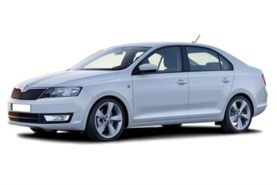 Skoda Rapid Hatchback 1.4 Tsi 125ps Se 5dr DSG Auto Business Contract Hire 6x35 10000