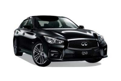 Infiniti Q50 Saloon Diesel 2.2d 170ps Premium (Mutimedia) 4dr Manual Business Contract Hire 6x35 10000