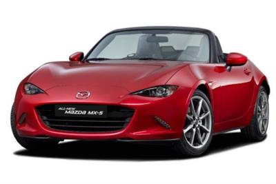 Mazda Mx-5 Convertible 1.5i 131ps Se 2dr Manual Business Contract Hire 6x35 10000