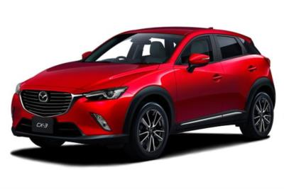 Mazda CX-3 Diesel Hatchback 1.5d 105ps Se 5dr Mt Business Contract Hire 6x35 10000