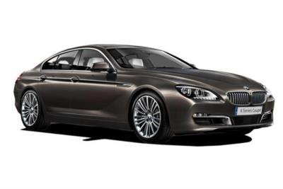 Bmw 6 Series Gran Coupe 640i Se 4dr Auto Business Contract Hire 6x35 10000