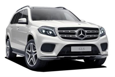 Mercedes Benz GLS Class GLS 350d 4Matic Designo Line 5dr 9G-Tronic Business Contract Hire 6x35 10000
