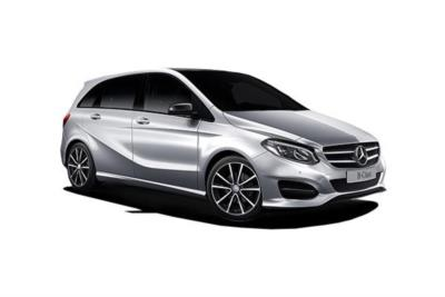 Mercedes Benz B Class Diesel B180 109ps AMG Line 5dr 7g-dct Auto Business Contract Hire 6x35 10000