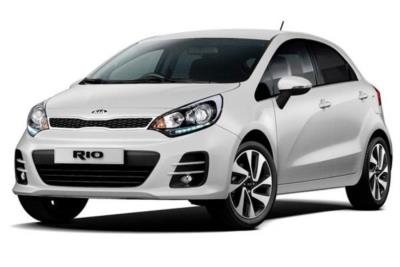 Kia Rio Hatchback 1.25 84ps 1 3dr 5 Speed Manual Business Contract Hire 6x35 10000