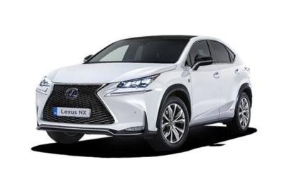 Lexus Nx Estate 300h 2.5 S 5dr Auto 2WD Nav Business Contract Hire 6x35 10000