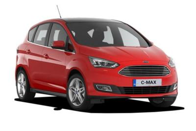 Ford C-Max 1.6 125ps Zetec 5dr 5Mt Business Contract Hire 6x35 10000