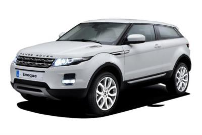Land Rover Range Rover Evoque Coupe Diesel 2.0 Td4 180ps Se Tech 2dr 4wd 9At Business Contract Hire 6x35 10000