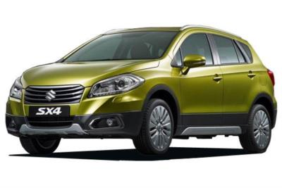 Suzuki Sx4 S Cross Hatchback 1.6 SZ-T All Grip 4x4 5dr 5Mt Business Contract Hire 6x35 10000