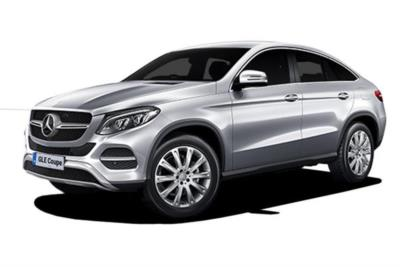 Mercedes Benz GLE Class Diesel Coupe 350d 4Matic Designo Line 5dr 9G-Tronic Business Contract Hire 6x35 10000
