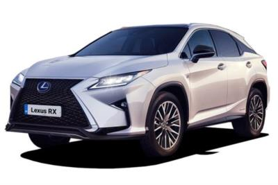 Lexus Rx Estate 200t 2.0 S 5dr Auto 2WD Business Contract Hire 6x35 10000