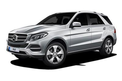 Mercedes Benz GLE Class Estate 500e 333/116ps 4Matic AMG Line 5dr 7G-TronicPlus Business Contract Hire 6x35 10000