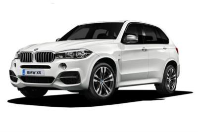Bmw X5 Diesel Estate xDrive M50d 5dr Auto (7 Seat) (Pre Current) Business Contract Hire 6x47 10000