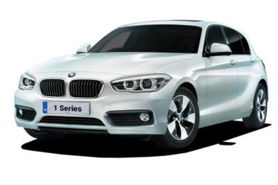 Bmw 1 Series Hatchback 118i Se 5dr (Nav) Mt Business Contract Hire 6x35 10000