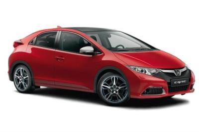 Honda Civic Diesel Hatchback 1.6 i-DTEC Sport 5dr Business Contract Hire 6x35 10000