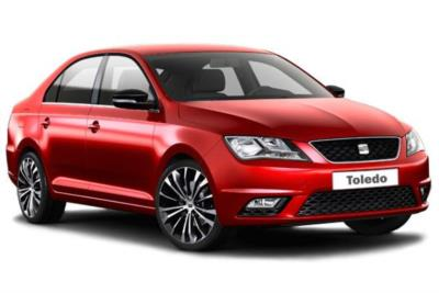 Seat Toledo Hatchback Diesel 1.4 Tdi 90ps Se 5dr Dsg-Auto Business Contract Hire 6x35 10000