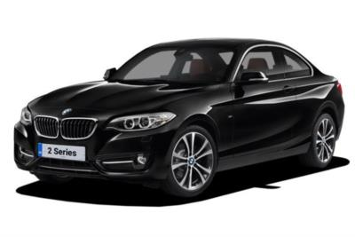 Bmw 2 Series Coupe 218i 136ps M Sport 2dr (Nav) Step Auto Personal Contract Hire 6x35 10000