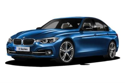 Bmw 3 Series Saloon 320i M-Sport 4dr Step Auto Business Contract Hire 6x35 10000