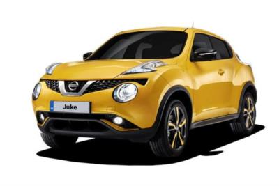 Nissan Juke Diesel Hatchback 1.5 Dci Visia 5dr 6Mt Business Contract Hire 6x35 10000