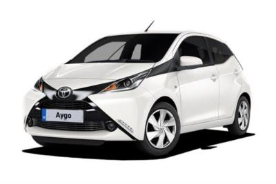 Toyota Aygo Hatchback 1.0 Vvt-i X 5dr 5Mt Business Contract Hire 6x35 10000