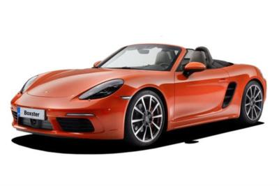 Porsche Boxster Roadster 718 2.5 S 2dr 6Mt Business Contract Hire 6x35 10000