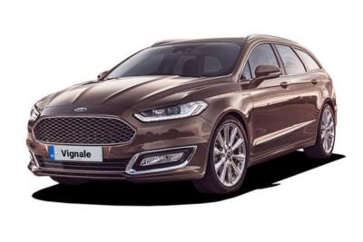 Ford Mondeo Vignale Diesel Estate 2.0 Tdci Duratorq 180ps 5dr 6Mt Business Contract Hire 6x35 10000