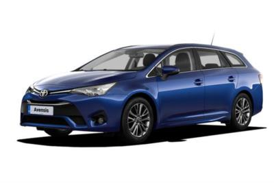 Toyota Avensis Tourer 1.8 Active 5dr 6Mt Business Contract Hire 6x35 10000