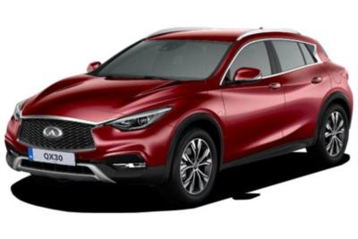 Infiniti QX30 Diesel Hatchback 2.2d 170ps Premium Tech 4dr 7At AWD Business Contract Hire 6x35 10000