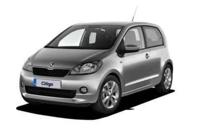 Skoda Citigo 1.0 Mpi 60ps S 3dr 5Mt Business Contract Hire 6x35 10000