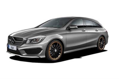 Mercedes Benz CLA Class Shooting Brake 180 122ps Sport 5dr 6Mt Business Contract Hire 6x35 10000