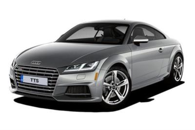 Audi TTs Coupe 2.0 Tfsi Quattro 310ps 2dr 6Mt Business Contract Hire 6x35 10000