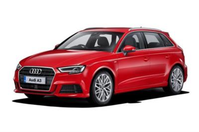 Audi A3 Sportback S3 Quattro 310ps 5dr S-Tronic 6At Business Contract Hire 6x35 10000