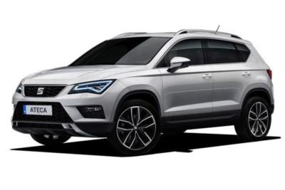Seat Ateca Hatchback 1.0 Tsi 115ps Ecomotive Se Technology 5dr 6Mt Business Contract Hire 6x35 10000
