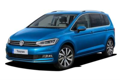 Volkswagen Touran Diesel Estate 1.6 Tdi 115ps Bluemotion Se Family 5dr 6Mt Business Contract Hire 6x35 10000