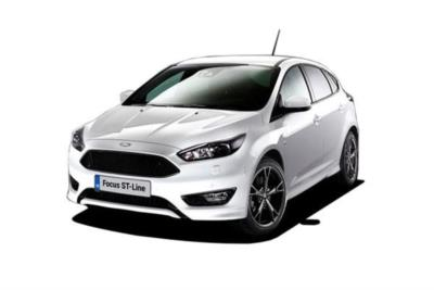 Ford Focus Diesel Hatchback 1.5 Tdci 120ps ST-Line Navigation 5dr 6Mt Business Contract Hire 6x35 10000